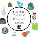 Top 10 Toddler and Preschooler Products
