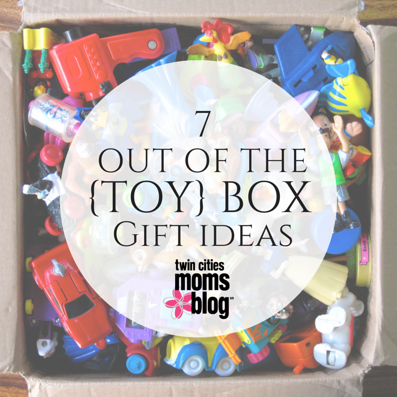 7 Out of the {Toy} Box Gift Ideas | Twin Cities Moms Blog