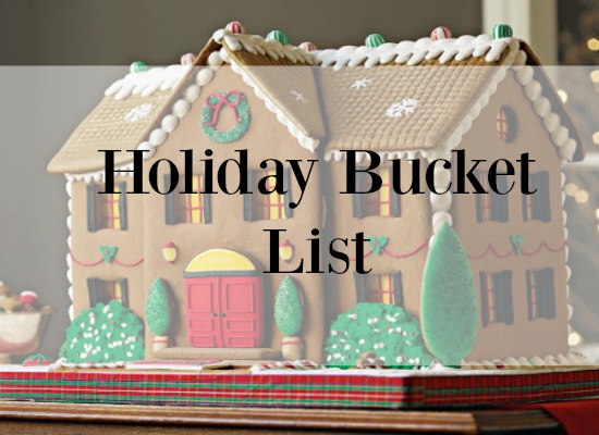 Holiday Bucket List | Twin Cities Moms Blog