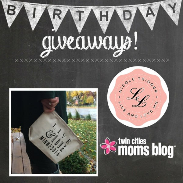 Birthday Giveaway from Live and Love MN! | Twin Cities Moms Blog