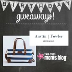 Birthday Giveaway from Austin & Fowler!