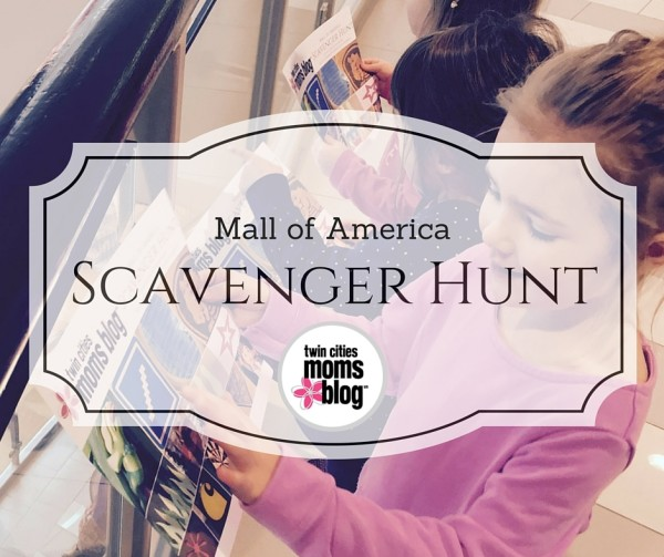 Mall of America Scavenger Hunt | Twin Cities Moms Blog