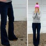 Wear Now: Flare Jeans