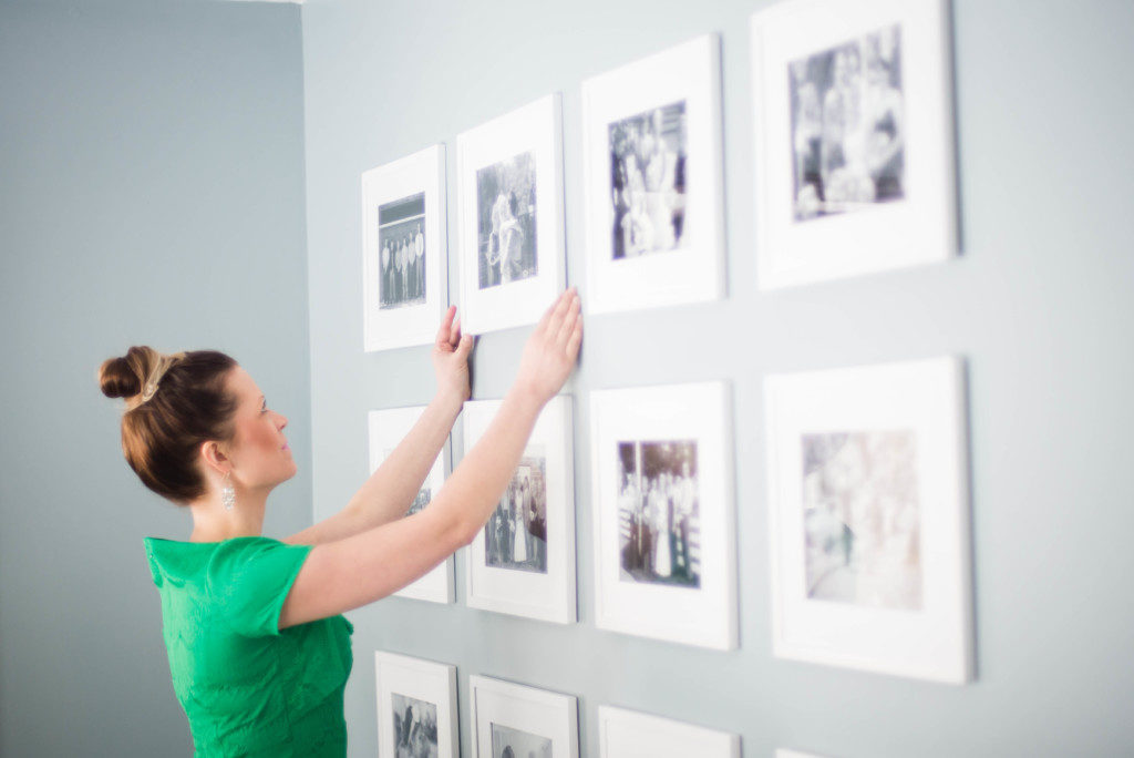 Update Your Space with a Gallery Wall | Twin Cities Moms Blog