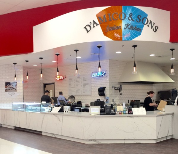 D'Amico Italian Kitchen....Real Dining Inside Your Local Target! | Twin Cities Moms Blog