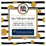 {EVENT ANNOUNCEMENT} Let's Talk Grit & Growth with Sarah Rohne
