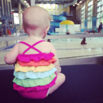 Baby Swimming Tips to Keep Kids Safe & Mamas Sane