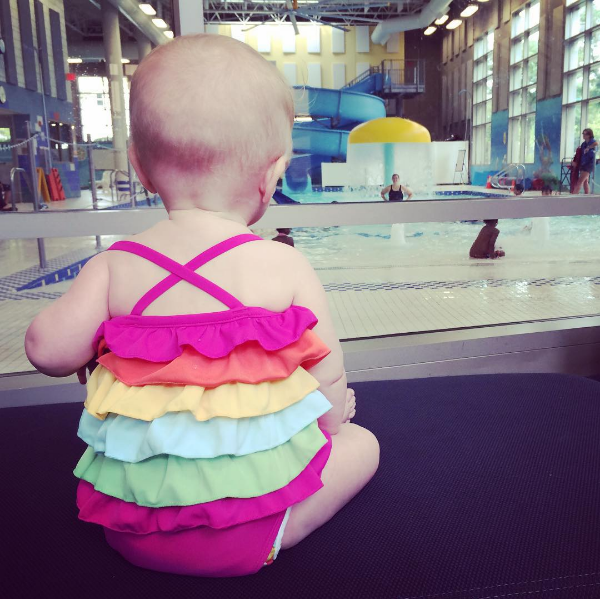 Baby Swimming Tips to Keep Kids Safe & Mamas Sane | Twin Cities Moms Blog