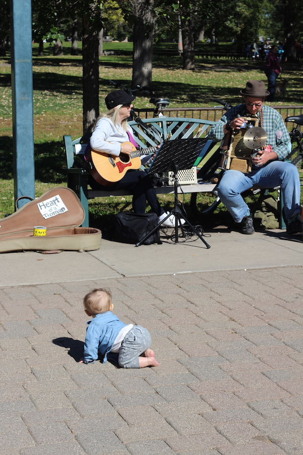 Baby's First Playlist | Twin Cities Moms Blog