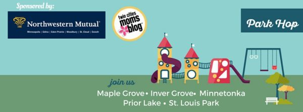 Twin Cities Moms Blog's Second Annual Summer Park Hop!