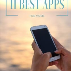 11 best apps for moms
