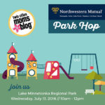 {EVENT ANNOUNCEMENT} Park Hop at Lake Minnetonka Regional Park