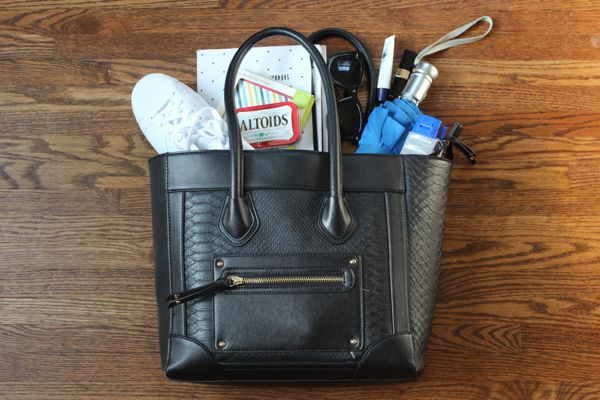 The Mom Purse: What's Really Inside? | Twin Cities Moms Blog