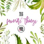 TCMB Favorite Things 2016