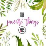 TCMB Favorite Things 2016
