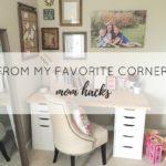 From My Favorite Corner: Mom Hacks