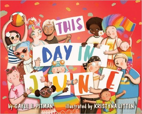10 LGBTQ-Positive Books to Show Kids How Beautifully Diverse The World Is | Twin Cities Moms Blog