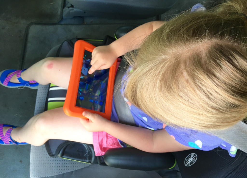 My Secret To a Silent Car with Young Kids | Twin Cities Moms Blog
