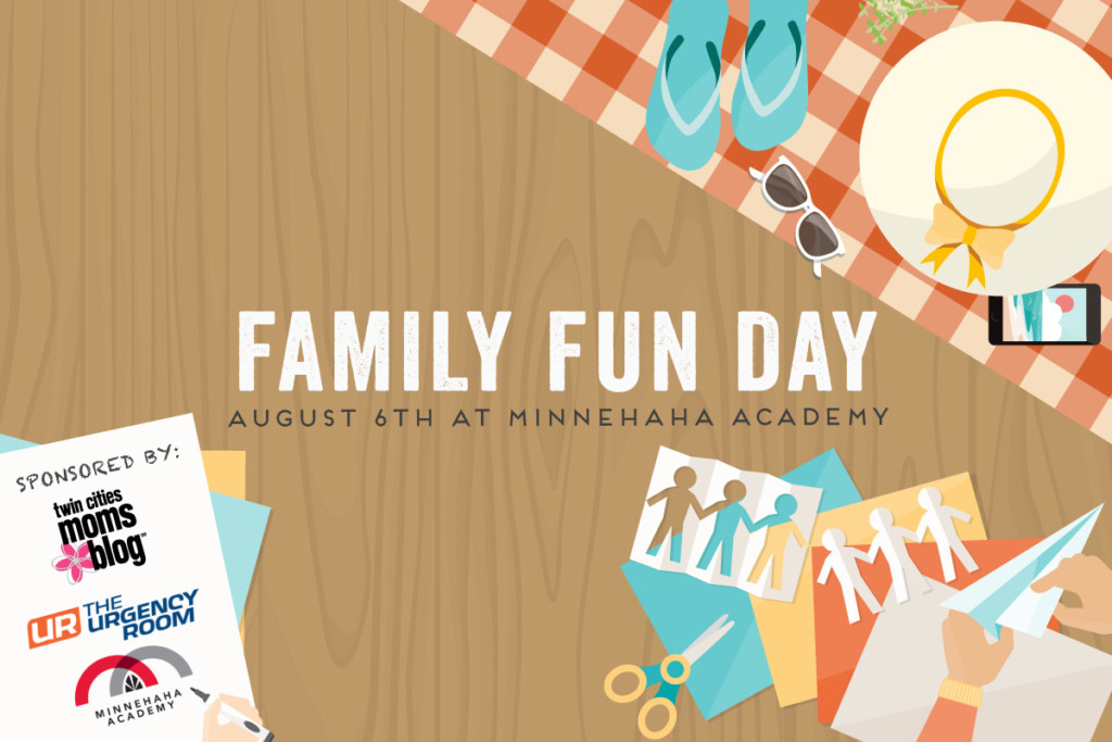 1st Annual Family-Fun-Day | Twin Cities Moms Blog