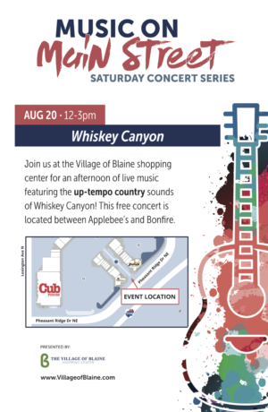 Music on Main Street poster 6_2016 (whiskey canyon)