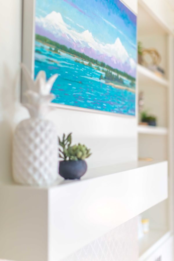 How to Style Your Shelves in 5 Steps | Twin Cities Moms Blog