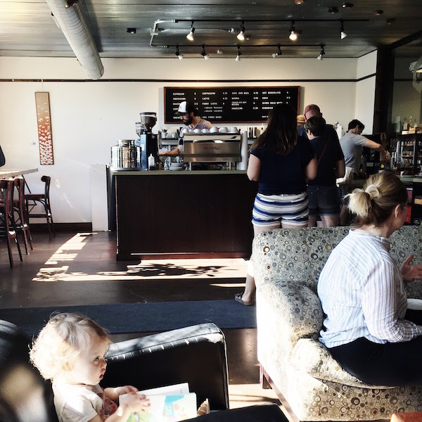 Breakfast with toddlers: our Minneapolis favorites