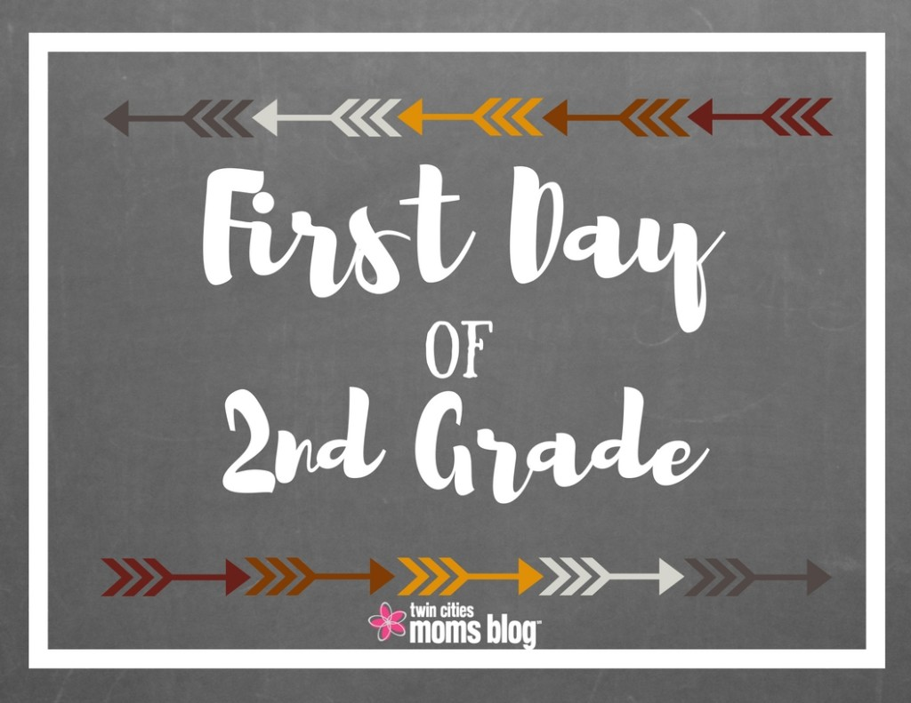 picture relating to First Day of 2nd Grade Printable Sign named 1st Working day of College or university Signs and symptoms: Free of charge Printable