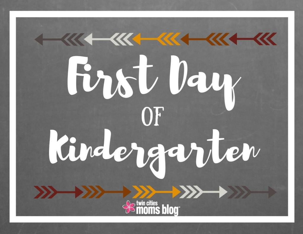 photo about Free Printable 1st Day of School Signs named 1st Working day of College Symptoms: Cost-free Printable