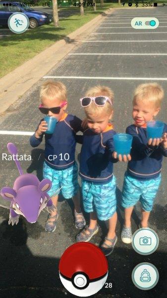Pokémon Go for PokéMoms | Twin Cities Moms Blog
