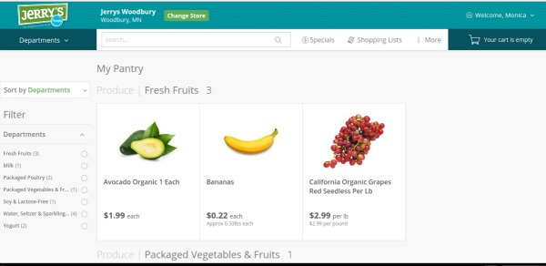 Mamas, You Need to Try Online Grocery Shopping | Twin Cities Moms Blog