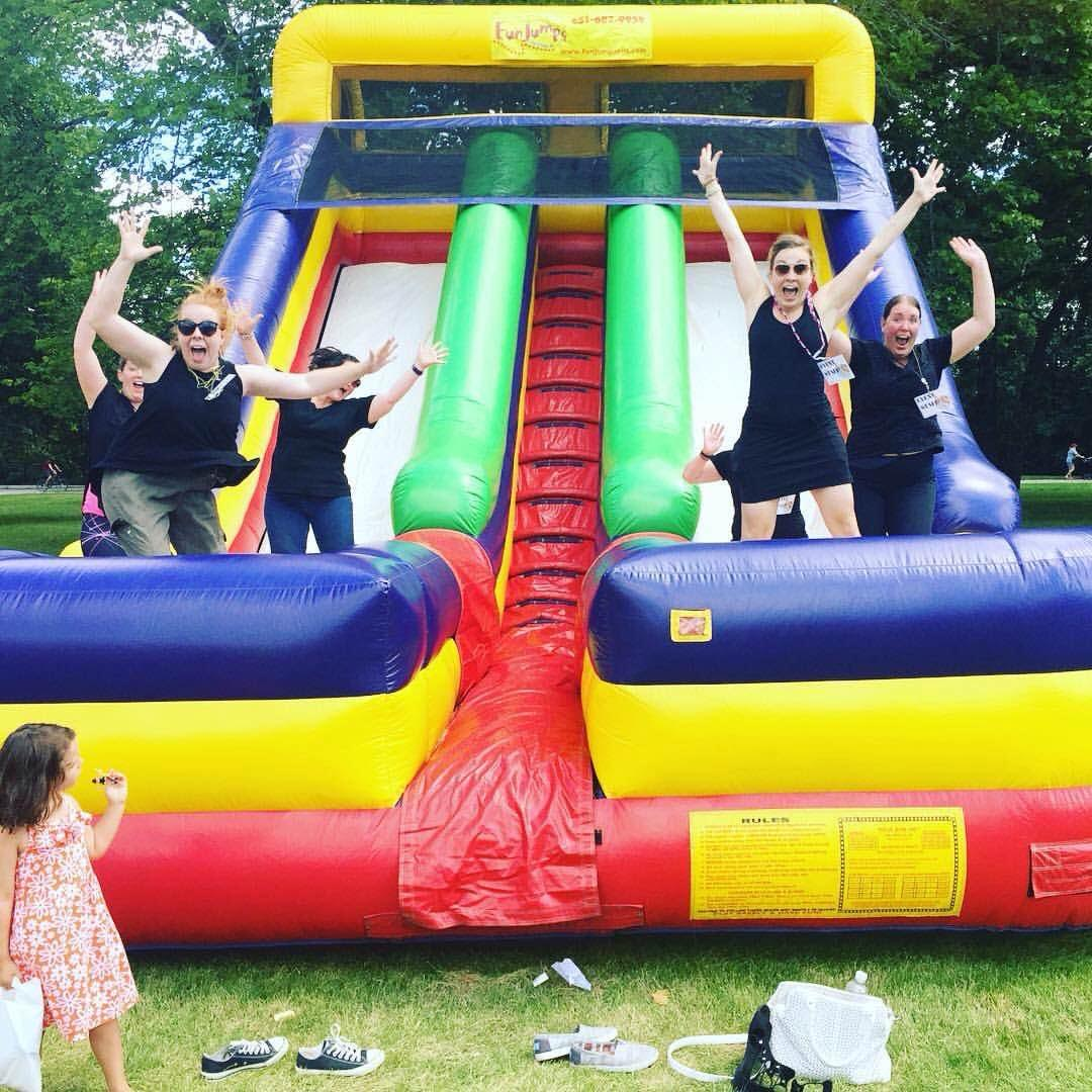Fun Jumps Entertainment: Energy Burner For All! | Twin Cities Moms Blog