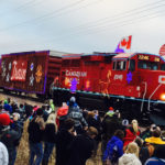 Canadian Pacific Holiday Train 2016