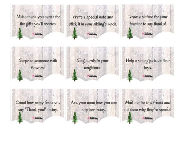 photo regarding Kindness Cards Printable identify Kindness Playing cards with Cost-free Printable!