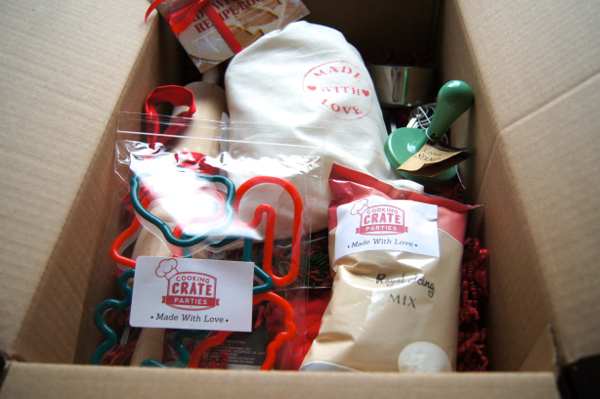 Cooking Crate Parties: Hands-On Cooking Experiences Shipped Directly To You | Twin Cities Moms Blog
