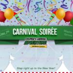 {Event Announcement} Children's Learning Adventure Carnival Soirée