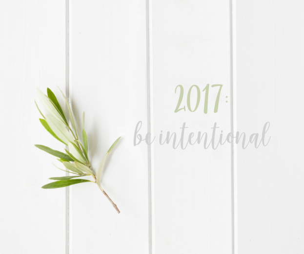 be intentional (1)