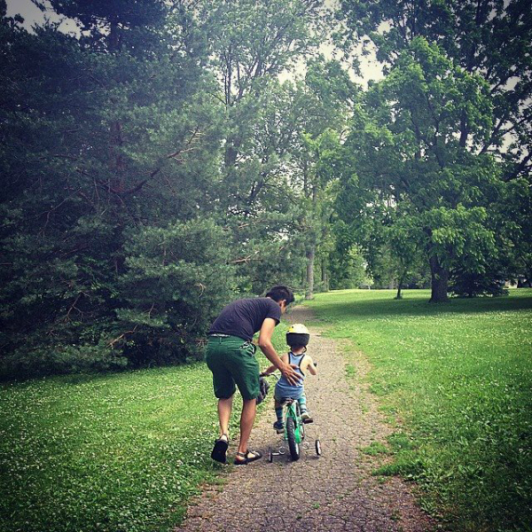 The Day I Stopped Being My Child's Everything | Twin Cities Moms Blog