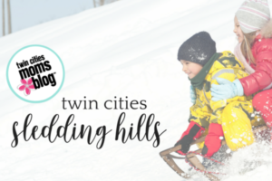 Twin Cities Sledding Hills | Twin Cities Moms Blog