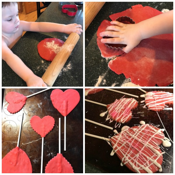 Valentine's Day Cookie Bouquets | Twin Cities Moms Blog