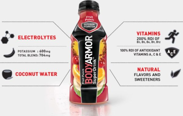 BodyArmor: Hydration For The Whole Family {Sponsored Post} | Twin Cities Moms Blog