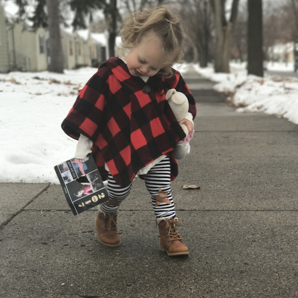If A Fashion Magazine Interviewed My Toddler | Twin Cities Moms Blog