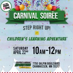 Carnival Soiree_Square Social_Chanhassen