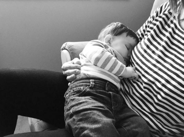 Rocking My Baby to Sleep | Twin Cities Moms Blog