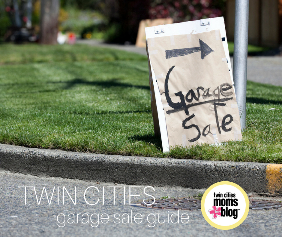 Twin Cities Garage Sale Guide