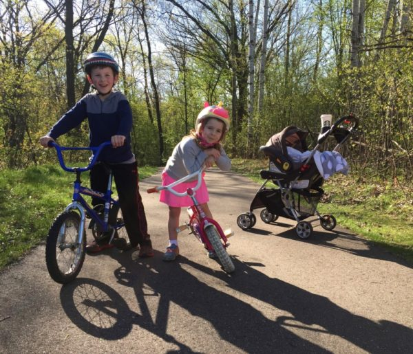 Getting Outside Was the Best Change for Our Mornings | Twin Cities Moms Blog