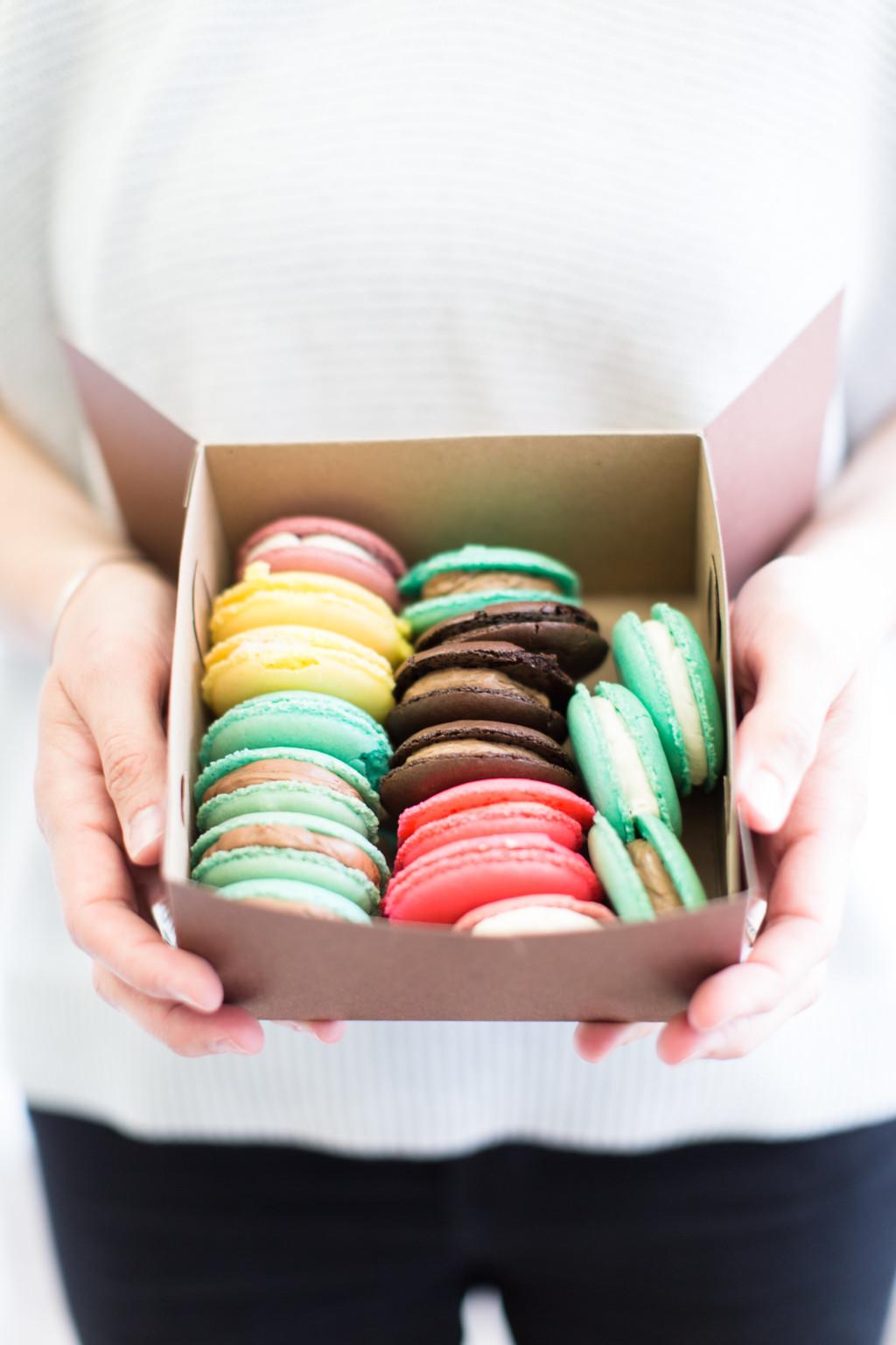 Amy's Cupcake Shoppe Macaron Class Review   Twin Cities Moms Blog