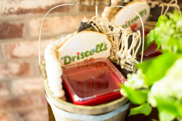 Life is Better When Shared Together: Mother's Day Brunch with Driscoll's