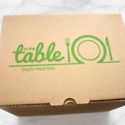 """Coborns """"To the Table"""" Meal Kits 