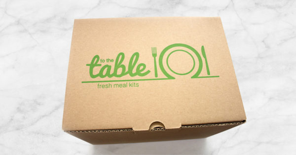 "Coborns ""To the Table"" Meal Kits 