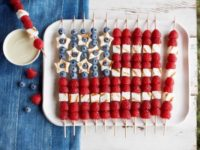 Flag Berry Skewers | Twin Cities Moms Blog